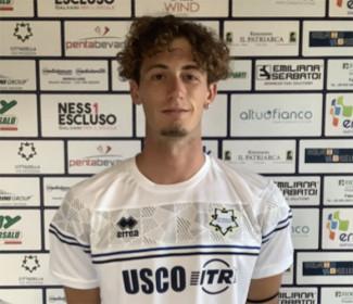 Federico Agazzi è un nuovo giocatore del Cittadella Vis Modena