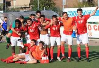 Fiorano vs Campagnola 2-1