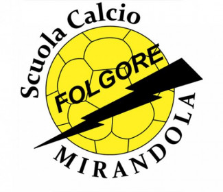 Rosa, staff tecnico e dirigenziale della SC Folgore Mirandola 2019-20