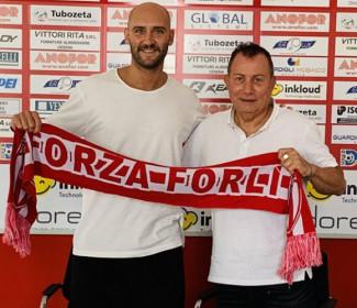 Nicola Ferrari è un giocatore del Forlì FC