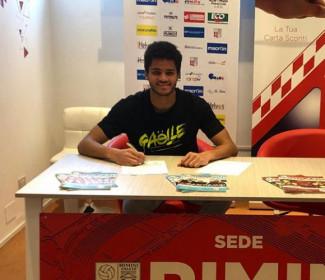 Mercato: Gabriel Meli al Rimini FC