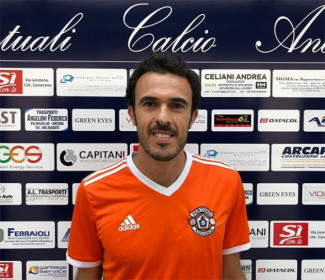 Gabriele Sollitto è un giocatore dell'ASD Portuali Calcio Ancona