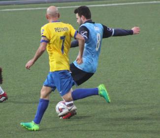 Ritorno Ottavi di Finale Coppa Titano - Juvenes/Dogana 1-5 Tre Penne