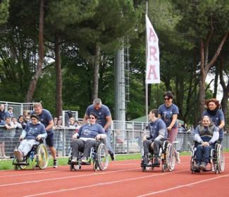 Al via i corsi per le attività polisportive per i disabili