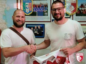 Mirco Giorgi è il nuovo allenatore del Classe