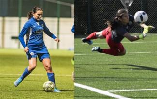 Femminile: le gemelle Zaghini convocate allo stage FIGC all'Acqua Acetosa