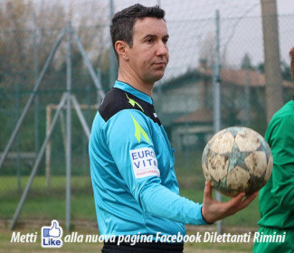 Designazioni Arbitri Emilia Romagna - TERZA CATEGORIA