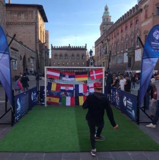 Europeo U21, domani a Cesena e San Marino la challenge con i Calciatori Brutti