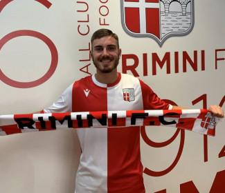 Rimini Calcio: Isaia vestirà il biancorosso