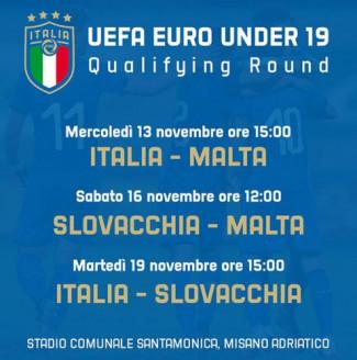 Tutto pronto allo stadio Santamonica di Misano per Italia - Malta di mercoledì