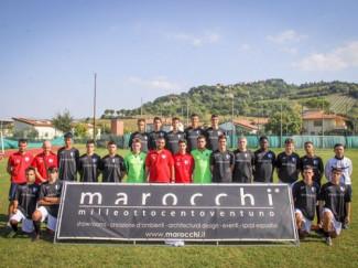 Juniores - Valsanterno 2009  - Azzurra-Romagna 1-1