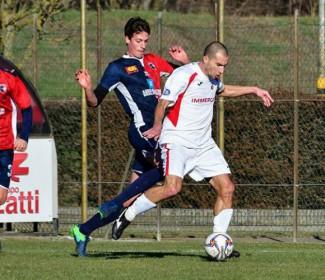 Lentigione vs Imolese 1-0