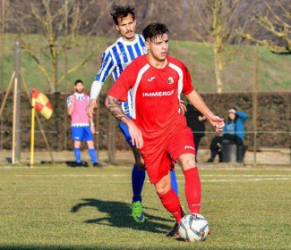 Lentigione vs Romagna Centro  1-1