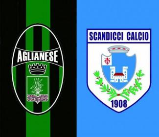 Coppa - Aglianese vs Scandicci 0-3