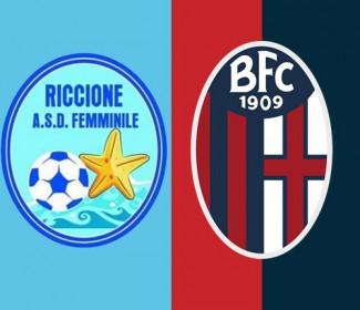 Femminile Riccione vs Bologna 1-2