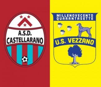 Domani il Castellarano fa visita a un Vezzano assetato di punti