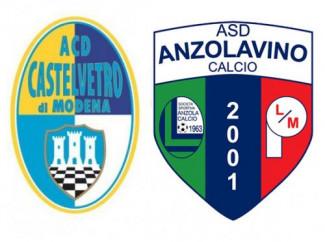 Test amichevole Castelvetro vs Anzolavino