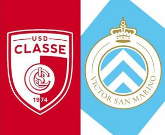 Il Victor San Marino vuole espugnare Classe