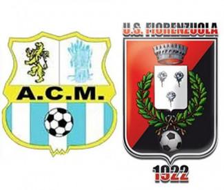 U.S. Fiorenzuola 1922 vs Mezzolara Calcio 5-1