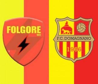 Folgore vs Domagnano 0-1