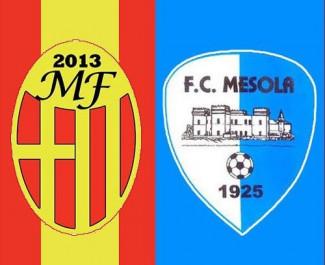 Coppa - Medicina-Fossatone vs Mesola 2-0