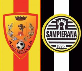 Coppa - Tra Sampierana e Meldola servono i calci di rigore