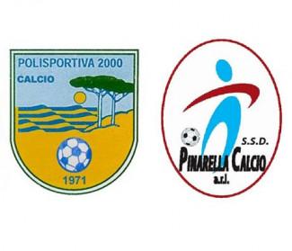 Polisportiva 2000 Calcio AD & Pinarella Calcio arl, sport a 360°