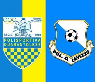 Quarantolese vs Cavezzo 1-0