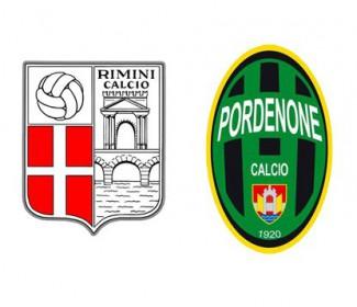 Campionato Under 17 -Pordenone-Rimini 5-2
