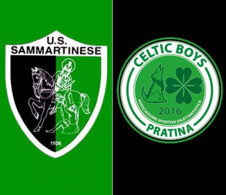 Celtic Boys Pratina vs Sammartinese 1-0