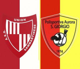 Pol.Aurora- U.Sammartinese 14-0