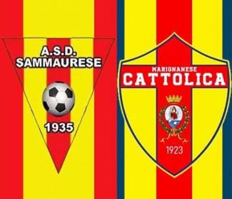 Sammaurese vs Marignanese Cattolica 1-2