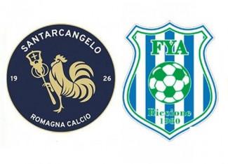 Under16 - Santarcangelo – Fya riccione 4-0