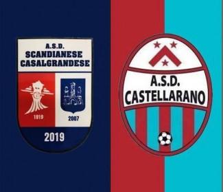 Scandianese vs Castellarano 2-2