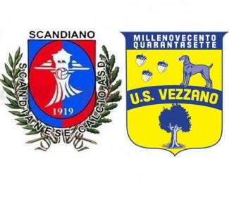 Vezzano vs Scandianese : 1-0