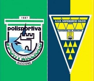 Coppa - Spontricciolo vs Savignanese  1 - 3