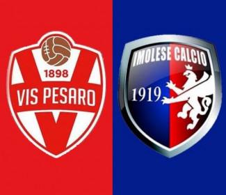 Vis Pesaro vs Imolese 2-2