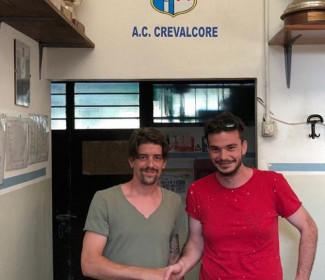 Il Crevalcore piazza il colpo da 90 e riporta a casa il centrocampista Matteo Girotti.