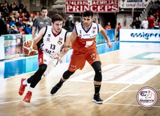 Assigeco Piacenza ha ceduto Matteo Graziani al basket Cecina