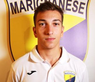 """Mattia Tonelli (Marignanese): """"In questi mesi siamo cresciuti tanto"""""""