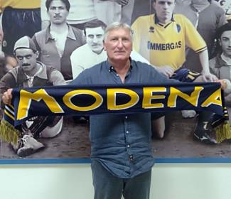 Modena FC 2018: Mauro Melotti torna alla guida del settore giovanile