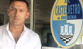 ACD Castelvetro - Intervista al nuovo mister Matteo Brandolini