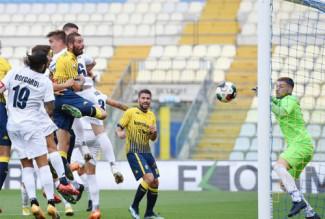 Coppa Italia - Modena vs Imolese 4-0
