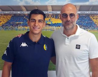 Mdoena FC: ingaggiato Nicola Mosti