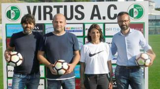 Nike come fornitore tecnnico dell'AC Virtus Acquaviva