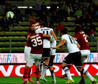 Parma vs Roma 1-2