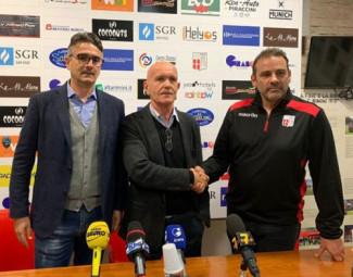 Rimini FC: La presentazione del diesse Pastore e di mister Colella