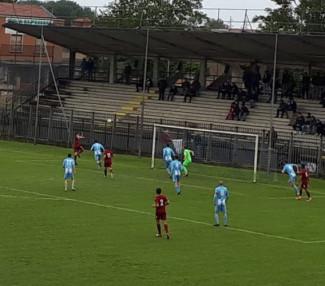 Pavia vs Vigor Carpaneto 1-1
