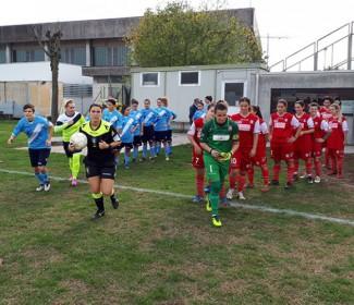 Poggese Xray One vs Carpi FC 1909        1-2
