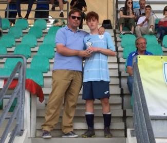 Thomas Pontellini convocato in nazionale LND under 15